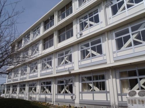 焼津市立小川中学校